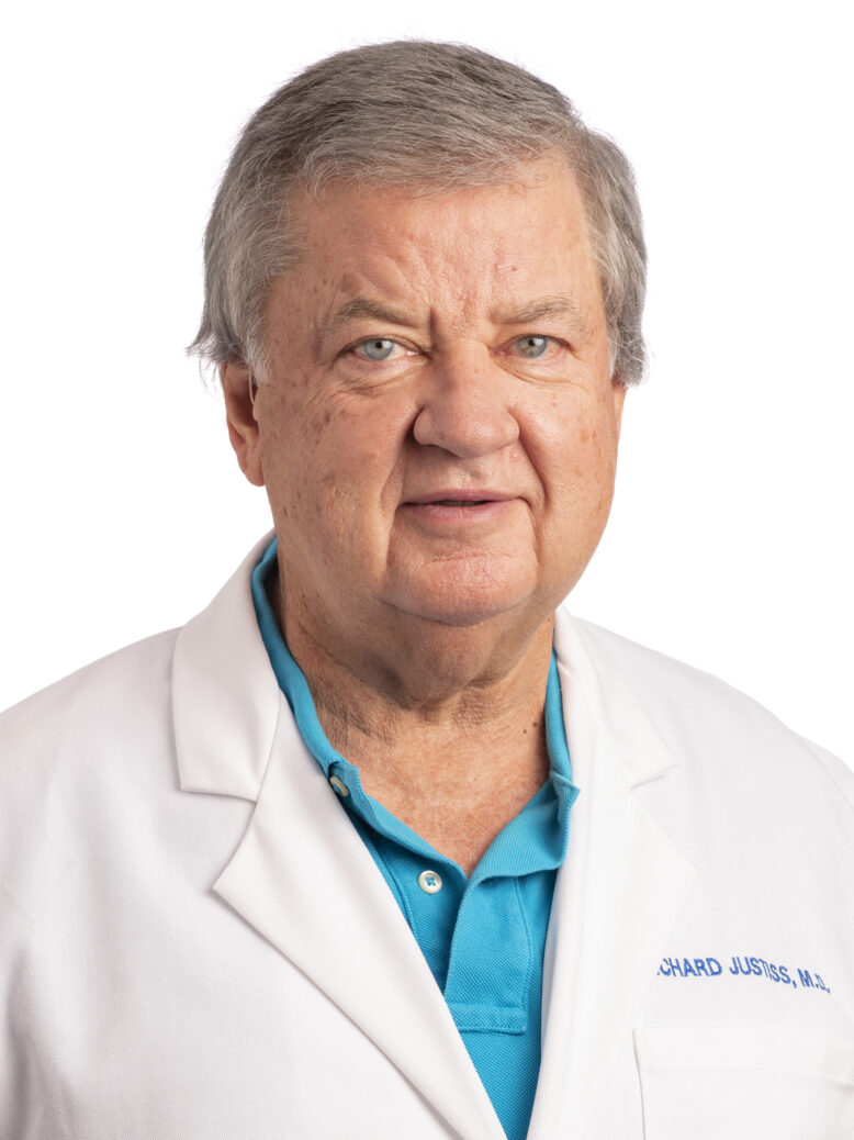 Richard D. Justiss, M.D.