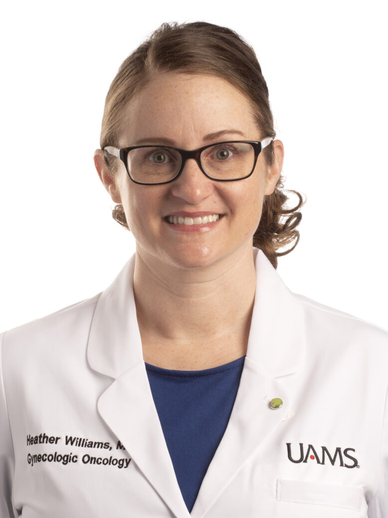 Heather R. Williams, M.D.