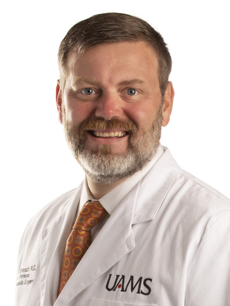 Benjamin M. Stronach, M.D.