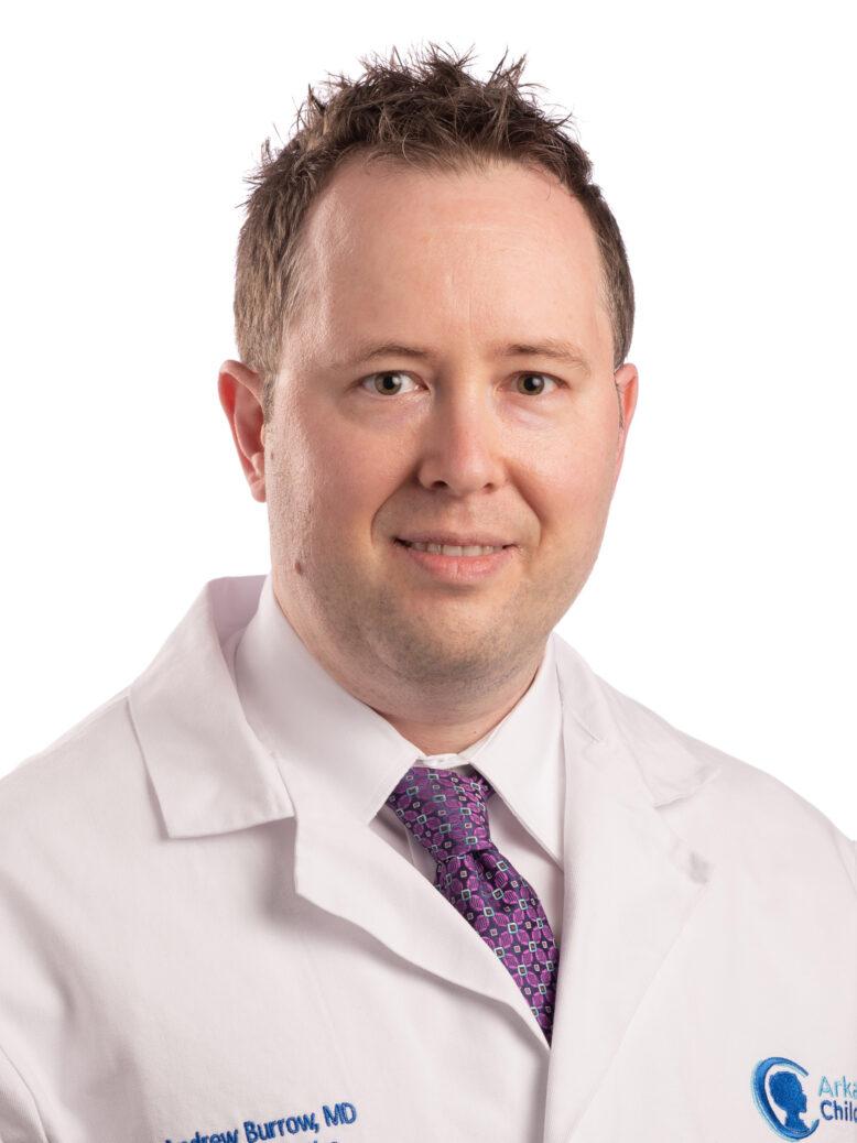 T. Andrew Burrow, M.D.