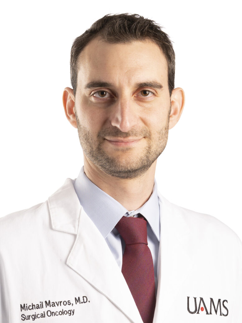 Michail Mavros, M.D.