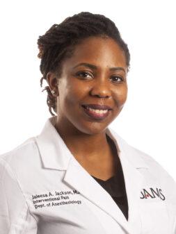 Jaleesa A. Jackson, M.D.