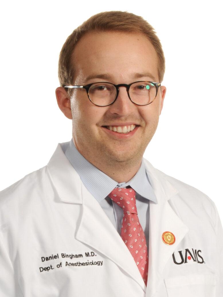 Daniel M. Bingham, M.D.