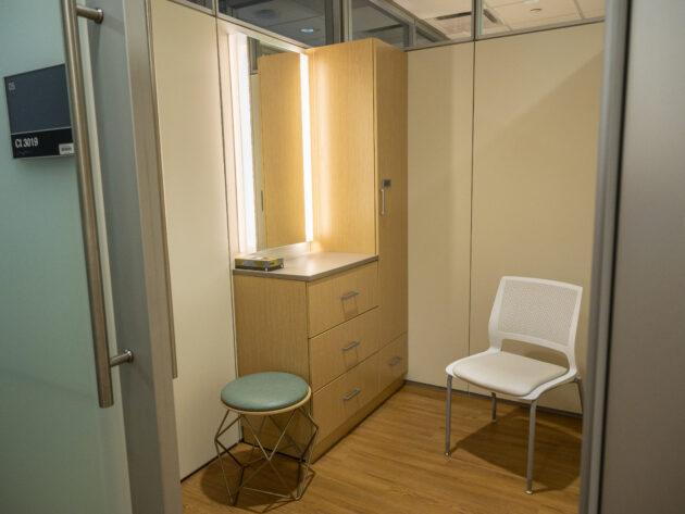 乳房护理中心病房